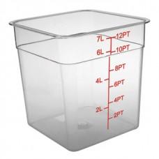 Vogue Polycarbonate Container 7Ltr