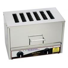 Roband 6 Slice Slot Toaster